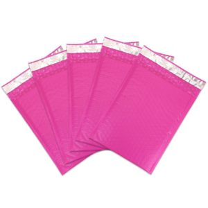 Color Poly Bubble Mailers
